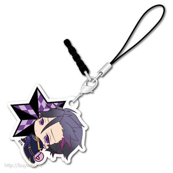月歌。 (3 枚入)「睦月始 (1月)」可愛抱膝橡膠掛飾 (3 Pieces) Bocchi-kun Acrylic Charm Mutsuki Hajime【Tsukiuta.】