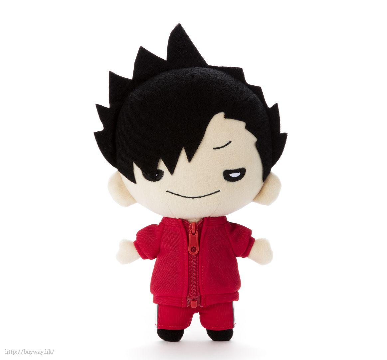 排球少年!! 「黑尾鐵朗 (鉄朗)」大公仔 Nitotan Big Plush Kuroo【Haikyu!!】