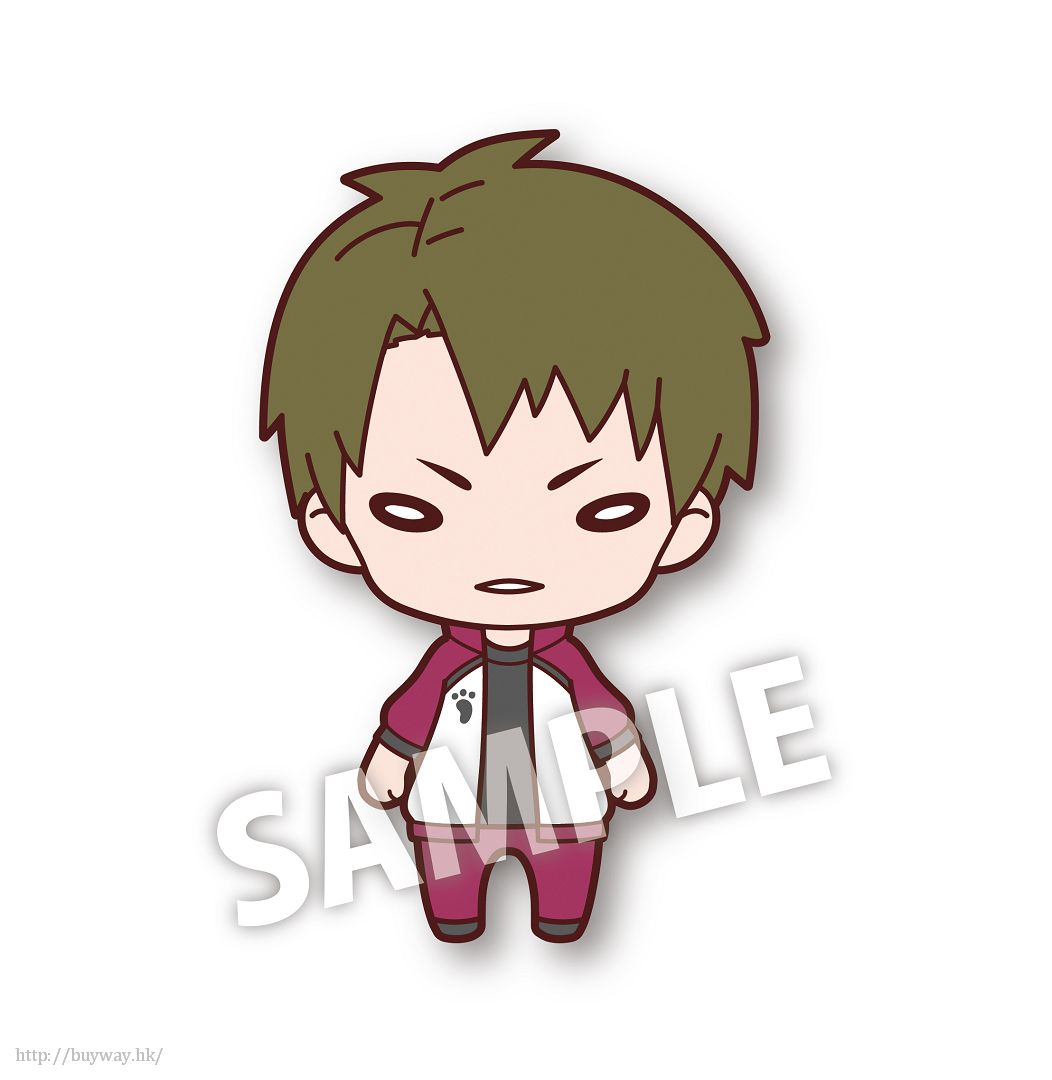 排球少年!! 「牛島若利」大公仔 Nitotan Big Plush Ushijima【Haikyu!!】
