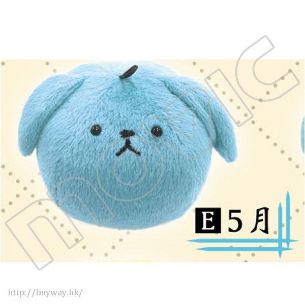 月歌。 「皐月葵 (5月)」肥兔手機掛飾 Rabbit Cute Strap Satsuki Aoi【Tsukiuta.】