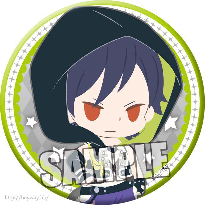B-PROJECT 「金城剛士」chipicco 收藏徽章 chipicco Can Badge Kaneshiro Goshi【B-PROJECT】