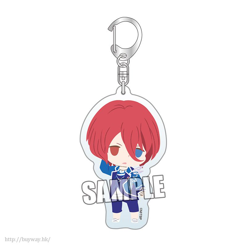 BPROJECT 「音濟百太郎」chipicco 亞克力匙扣 chipicco Acrylic Key Chain Onzai Momotaro【B-PROJECT】