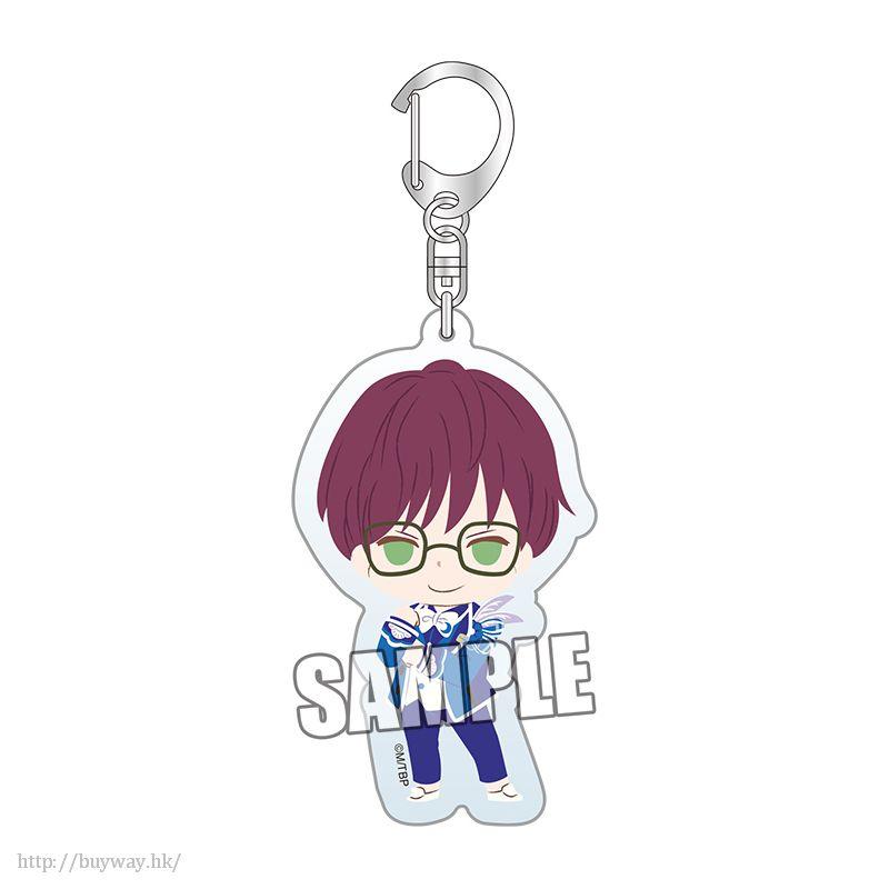 BPROJECT 「釋村帝人」chipicco 亞克力匙扣 chipicco Acrylic Key Chain Sekimura Mikado【B-PROJECT】