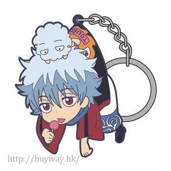 銀魂 「坂田銀時」冬服 吊起匙扣 Pinched Keychain: Gin-san Winter Clothes【Gin Tama】