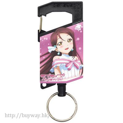 LoveLive! Sunshine!! 「櫻內梨子」伸縮匙扣 Full Color Reel Keychain Riko Sakurauchi【Love Live! Sunshine!!】