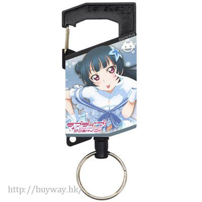 LoveLive! Sunshine!! 「津島善子」伸縮匙扣 Full Color Reel Keychain Yoshiko Tsushima【Love Live! Sunshine!!】