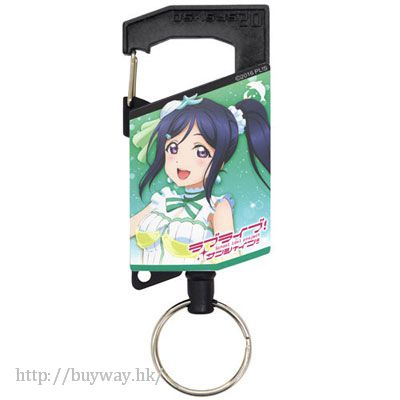 LoveLive! Sunshine!! 「松浦果南」伸縮匙扣 Full Color Reel Keychain Kanan Matsuura【Love Live! Sunshine!!】