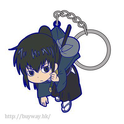銀魂 「土方十四郎」真選組創設時代 ver.吊起匙扣 Pinched Keychain: Toshiro Hijikata Shinsengumi Foundation Time Ver.【Gin Tama】