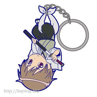 銀魂 「沖田總悟」真選組創設時代 ver.吊起匙扣 Pinched Keychain: Sougo Okita Shinsengumi Foundation Time Ver.【Gin Tama】