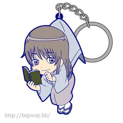 銀魂 「吉田松陽」吊起匙扣 Pinched Keychain: Shouyou Yoshida【Gin Tama】