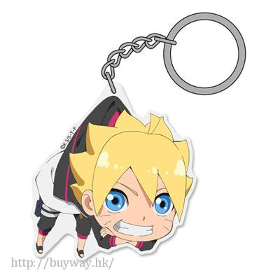 火影忍者 「漩渦博人」吊起匙扣 Acrylic Pinched Keychain: Boruto Uzumaki【Naruto】