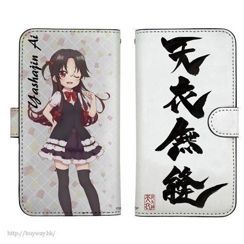 """龍王的工作! 「夜叉神天衣」148mm 筆記本型手機套 (iPhoneX) """"Ai Yashajin"""" Book-style Smartphone Case 148【Ryuoh no Oshigoto!】"""