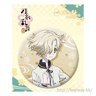 "刀劍亂舞-ONLINE- 「五虎退」""花丸"" 75mm 徽章 Can Badge 14: Gokotai【Touken Ranbu -ONLINE-】"