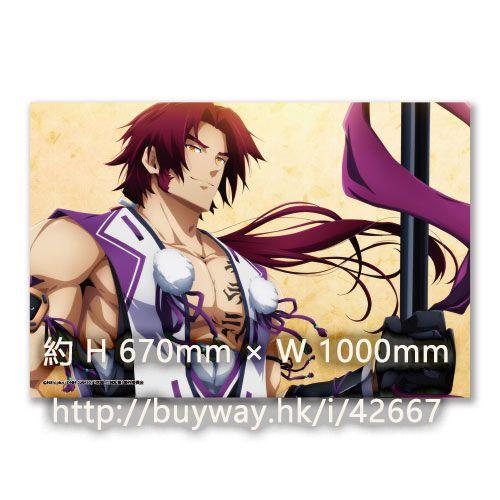 刀劍亂舞-ONLINE- 「蜻蛉切」被子 Blanket 04: Tonbokiri【Touken Ranbu -ONLINE-】