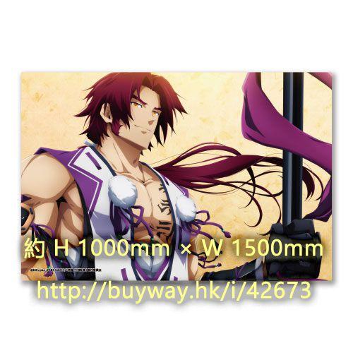 刀劍亂舞-ONLINE- 「蜻蛉切」特大被子 Big Blanket 04: Tonbokiri【Touken Ranbu -ONLINE-】