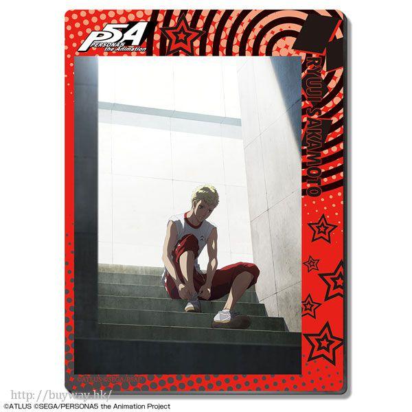 女神異聞錄系列 「坂本竜司」滑鼠墊 Mouse Pad: Design 02 (Ryuji Sakamoto)【Persona Series】