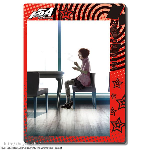 女神異聞錄系列 「奧村春」滑鼠墊 Mouse Pad: Design 08 (Haru Okumura)【Persona Series】