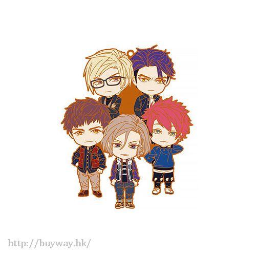 A3! 「秋組」Nendoroid Plus 橡膠掛飾 Nendoroid Plus Unit Rubber Strap Autumn Team【A3!】