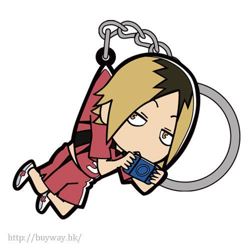 排球少年!! 「孤爪研磨」吊起 匙扣 Kozume Kenma Tsumamare Key Chain【Haikyu!!】