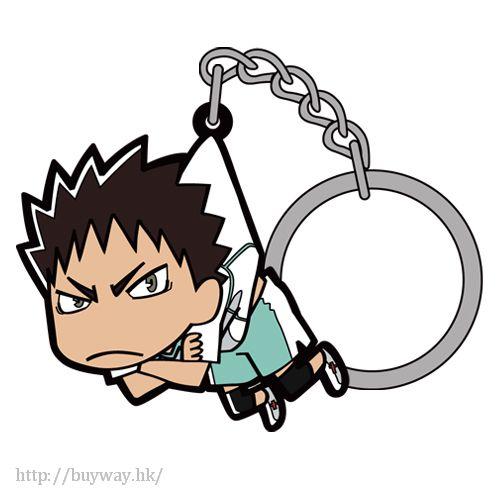 排球少年!! 「岩泉一」吊起 匙扣 Iwaizumi Hajime Tsumamare Key Chain【Haikyu!!】