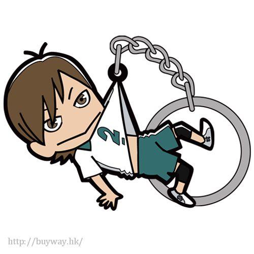 排球少年!! 「二口堅治」吊起 匙扣 Futakuchi Kenji Tsumamare Key Chain【Haikyu!!】