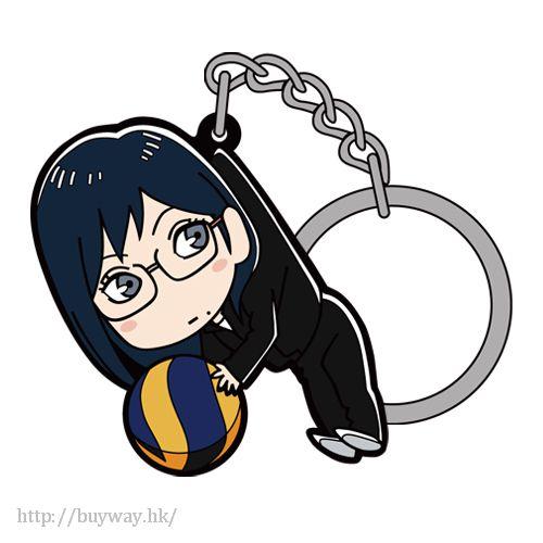 排球少年!! 「清水潔子」吊起 匙扣 Shimizu Kiyoko Tsumamare Key Chain【Haikyu!!】