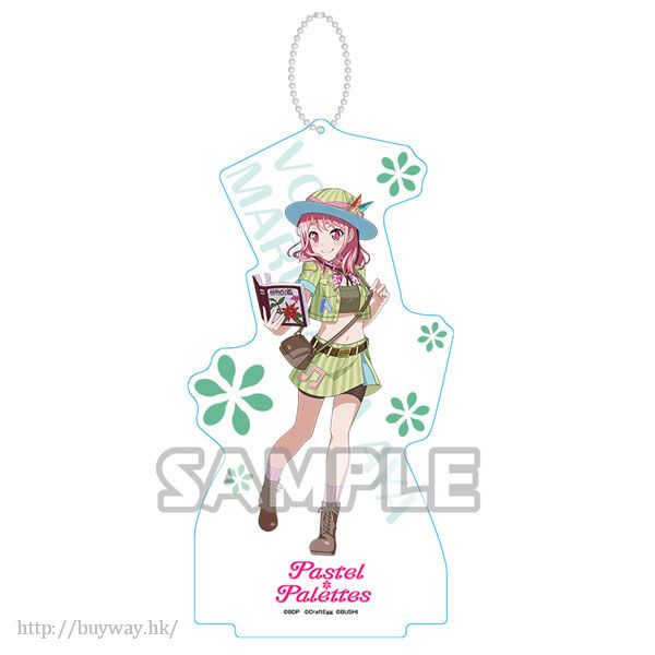 BanG Dream! 「丸山彩」Vol.2 亞克力企牌 / 匙扣 Acrylic Stand Keychain vol.2: Aya Maruyama (Pastel*Palettes)【BanG Dream!】