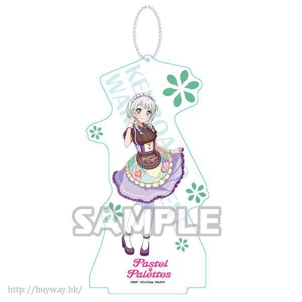 BanG Dream! 「若宮伊芙」Vol.2 亞克力企牌 / 匙扣 Acrylic Stand Keychain vol.2: Eve Wakamiya (Pastel*Palettes)【BanG Dream!】