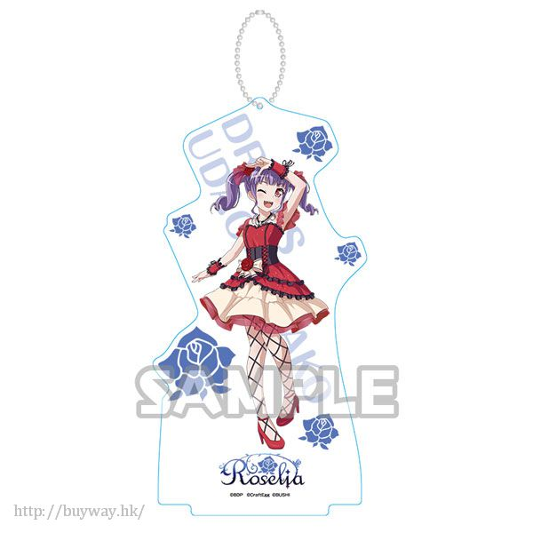 BanG Dream! 「宇田川亞子」Vol.2 亞克力企牌 / 匙扣