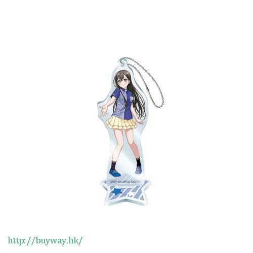 BanG Dream! 「花園多英」亞克力企牌 / 匙扣 Acrylic Stand Key Holder with Stand Tae Hanazono【BanG Dream!】