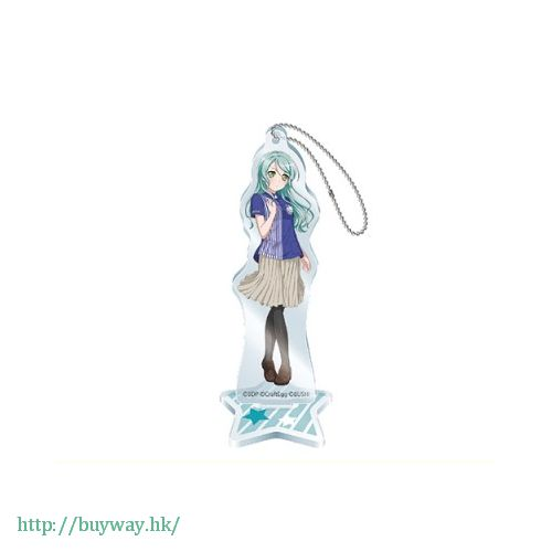 BanG Dream! 「冰川紗夜」亞克力企牌 / 匙扣 Acrylic Stand Key Holder with Stand Hikawa Sayo【BanG Dream!】