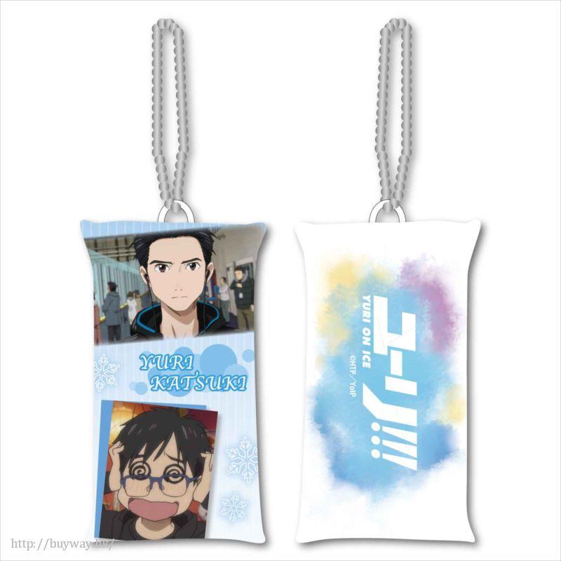 勇利!!! on ICE 「勝生勇利」長 Cushion 掛飾 Stick Cushion Strap Part 2 E【Yuri on Ice】