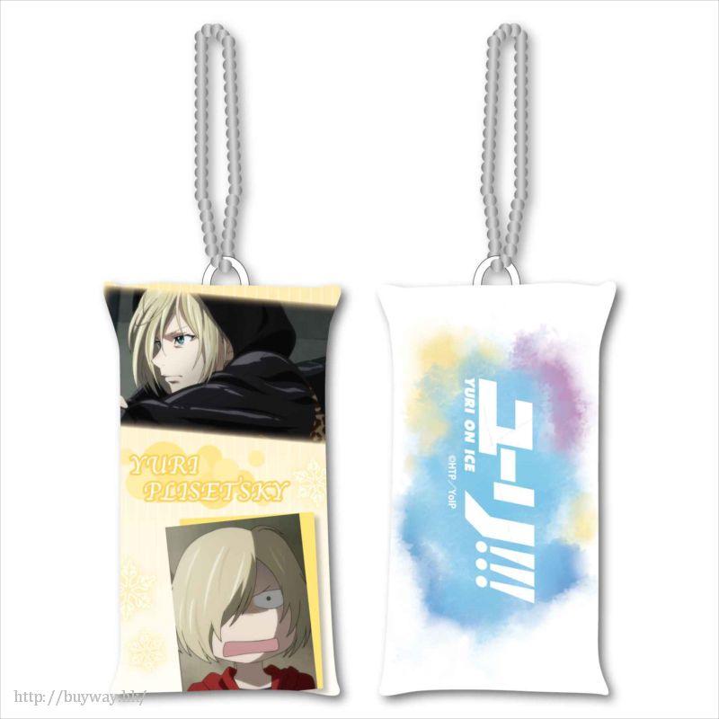 勇利!!! on ICE 「尤里.普利謝茨基」長 Cushion 掛飾 Stick Cushion Strap Part 2 G【Yuri on Ice】