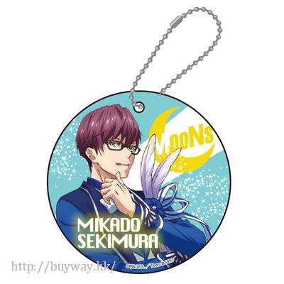 BPROJECT 「釋村帝人」杯墊掛飾 Colorful Coaster Sekimura Mikado【B-PROJECT】