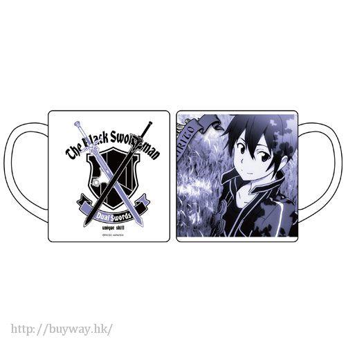 "刀劍神域系列 「桐谷和人」陶瓷杯 ""Kirito to Hitoiki"" Mug【Sword Art Online Series】"