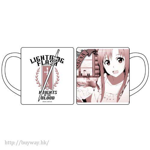 "刀劍神域系列 「亞絲娜」陶瓷杯 ""Asuna to Hitoiki"" Mug【Sword Art Online Series】"