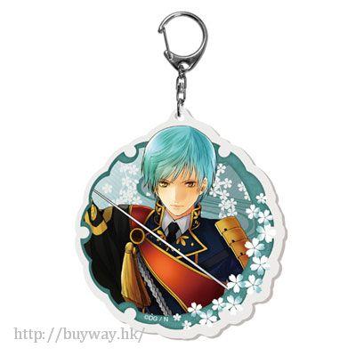 刀劍亂舞-ONLINE- 「一期一振」戰鬥 Ver. 匙扣 KeyChain Battle 16 Ichigo Hitofuri【Touken Ranbu -ONLINE-】