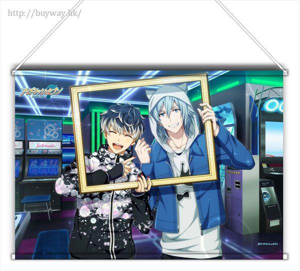 IDOLiSH7 「四葉環 + 百」Shuffle Talk Ver. B3 掛布 Shuffle Talk B3 Tapestry Tamaki & Momo【IDOLiSH7】