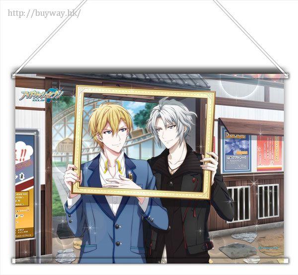 IDOLiSH7 「六弥ナギ + 八乙女樂」Shuffle Talk Ver. B3 掛布 Shuffle Talk B3 Tapestry Nagi & Gaku【IDOLiSH7】