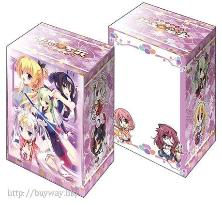 千戀萬花 收藏咭專用收納盒 V2 Vol. 94 Bushiroad Deck Holder Collection V2 Vol. 94【Senren Banka】