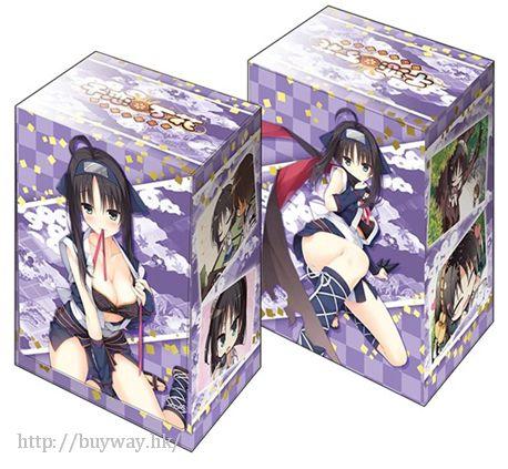 千戀萬花 「常陸茉子」收藏咭專用收納盒 V2 Vol. 95 Bushiroad Deck Holder Collection V2 Vol. 95 Hitachi Mako【Senren Banka】