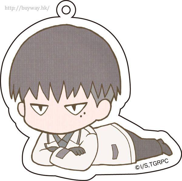 東京喰種 「瓜江久生」躺下亞克力匙扣 Gororin Acrylic Key Chain 2 Urie Kuki【Tokyo Ghoul】