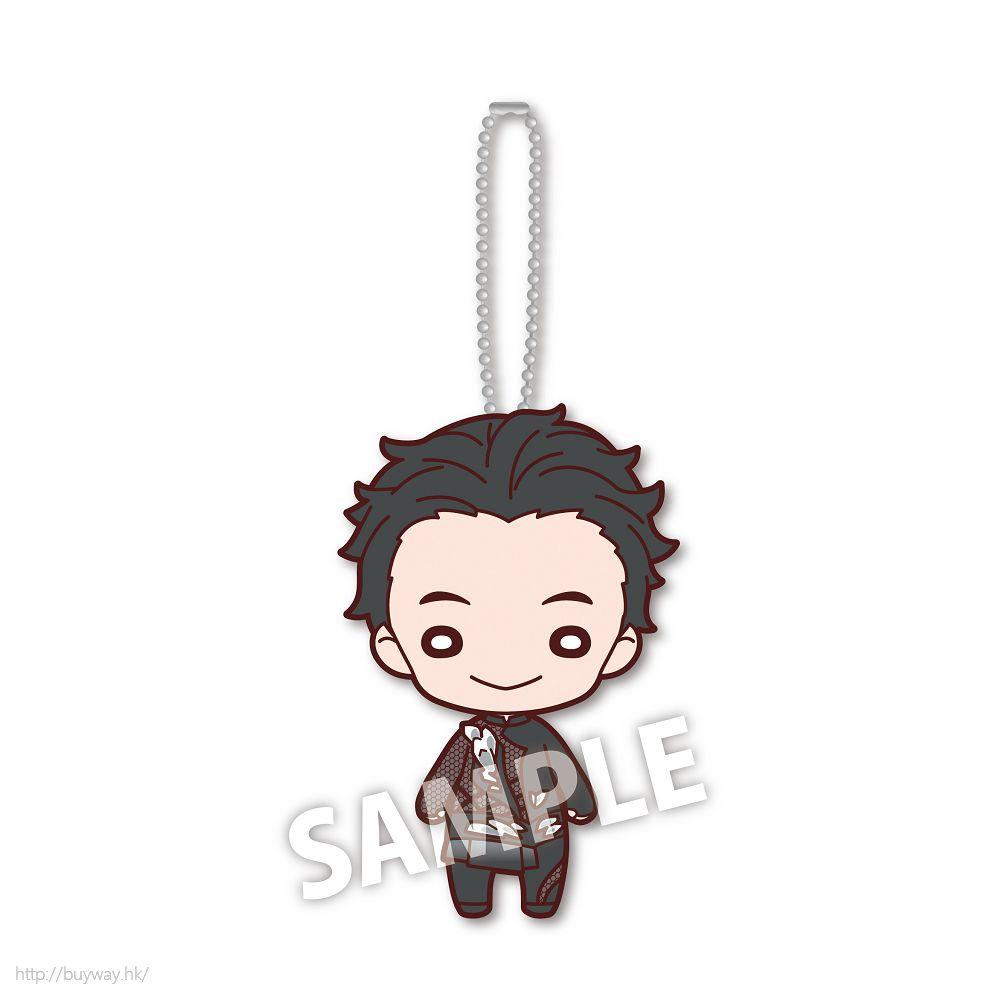 勇利!!! on ICE 「勝生勇利」公仔掛飾 Nitotan Plush with Ball Chain Katsuki Yuri【Yuri on Ice】