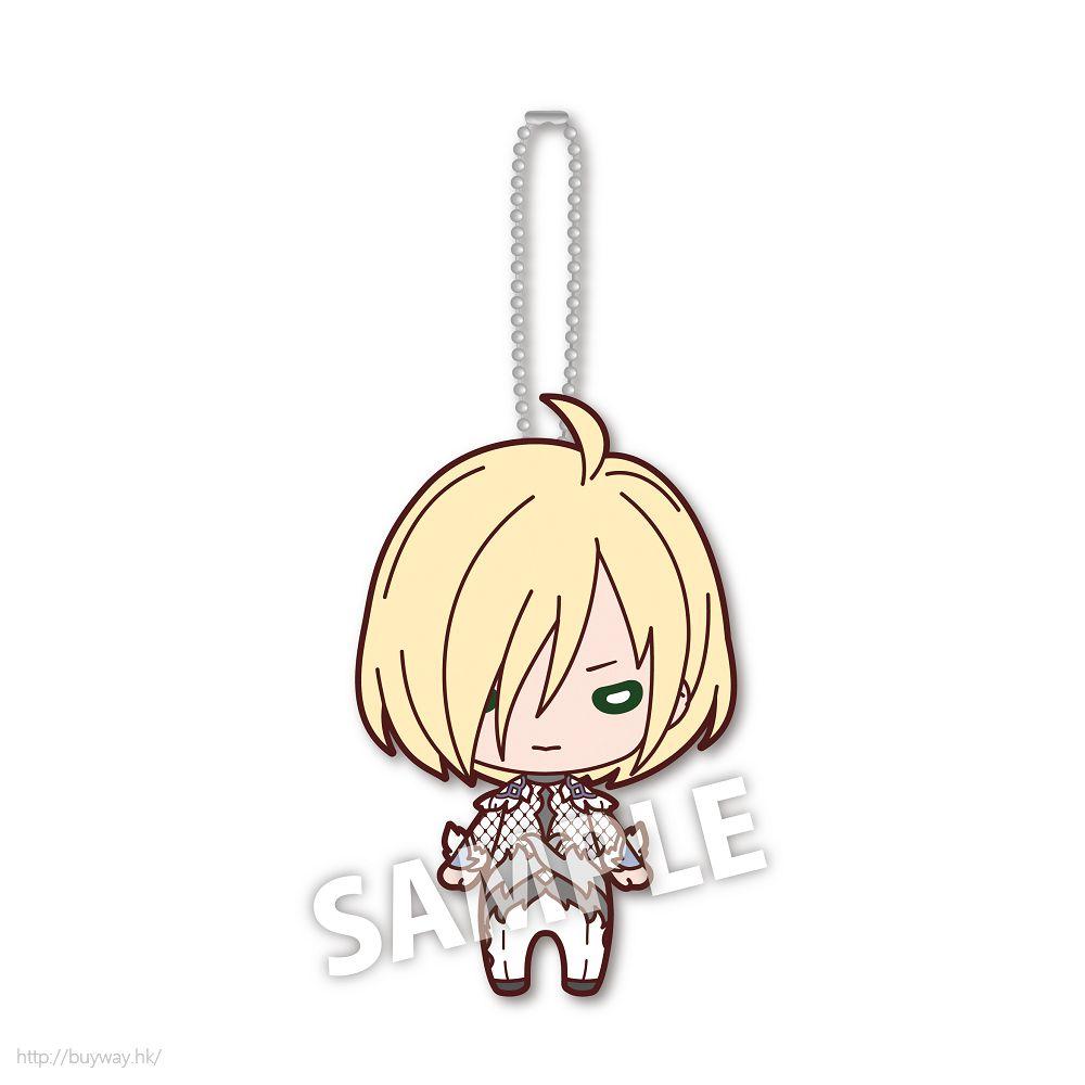 勇利!!! on ICE 「尤里.普利謝茨基」公仔掛飾 Nitotan Plush with Ball Chain Yuri Plisetsky【Yuri on Ice】