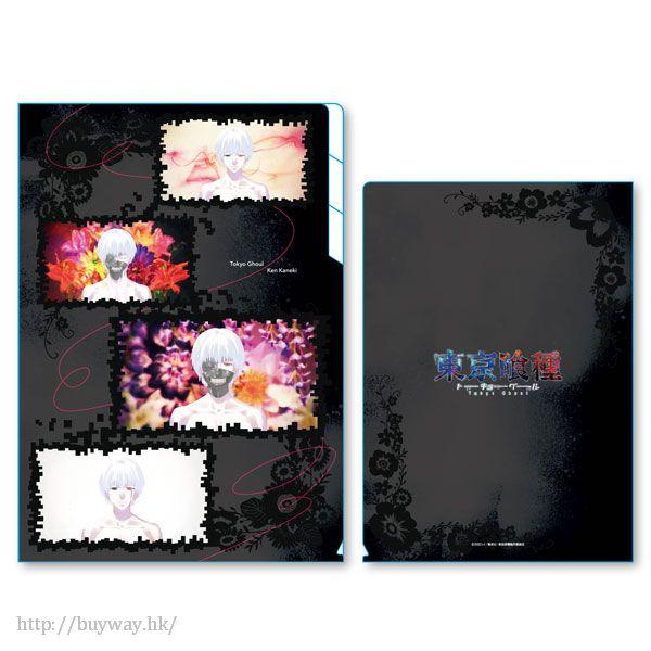東京喰種 「金木研」3 層文件套 A 款 Clear File 3 Pocket Kaneki A【Tokyo Ghoul】