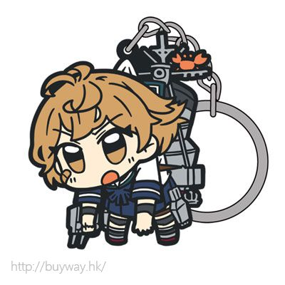 艦隊 Collection -艦Colle- 「朧」改 吊起匙扣 Pinched Keychain Oboro Kai【Kantai Collection -KanColle-】