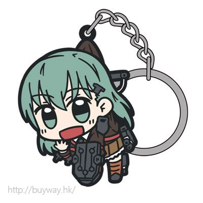 艦隊 Collection -艦Colle- 「鈴谷」改 吊起匙扣 Pinched Keychain Suzuya Kai【Kantai Collection -KanColle-】