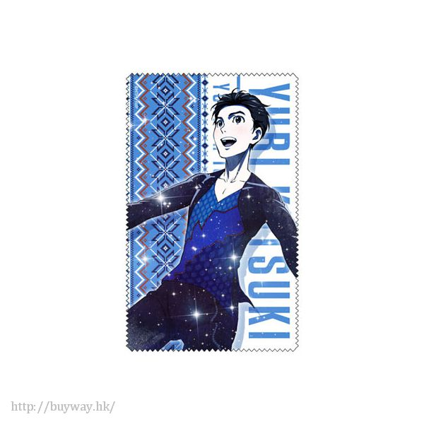 勇利!!! on ICE 「勝生勇利」手機 / 眼鏡清潔布 Cleaner Cloth Yuri Katsuki【Yuri on Ice】