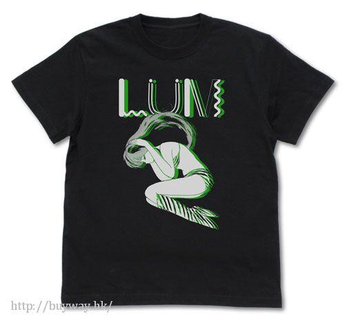 山T女福星 (中碼)「阿琳」Boy Meets Girl 黑色 T-Shirt Boy Meets Girl T-Shirt / BLACK - M【Urusei Yatsura】
