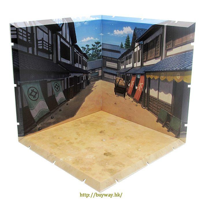 黏土人場景 Dioramansion150 江戶 Dioramansion 150 Edo【Nendoroid Playset】